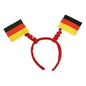 Wabbles bandiera colori articolo FAN dei mondiali di Germania