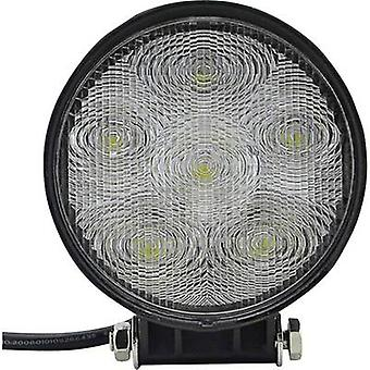 SecoRüt 18 Watt 95005 Working light 12 V, 24 V Wide angle close range illumination (W x H x D) 110 x 116 x 41 mm 950 lm 6000 K