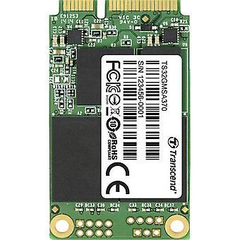 Transcend TS32GMSA370 internal mSATA SSD drive 32 GB Retail mSATA