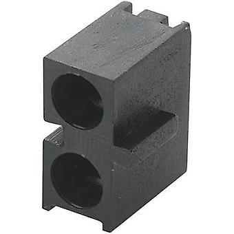 KSS PLD2-3B LED spacer 2x zwart geschikt voor LED 3 mm