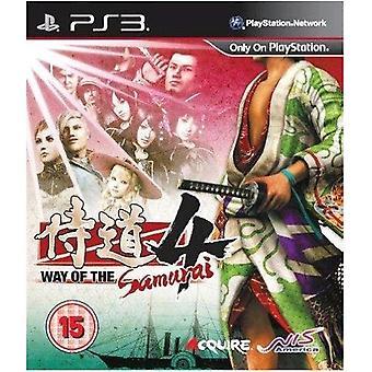 Way of the Samurai 4 PS3 Game