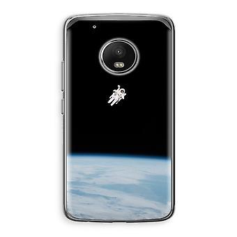 Motorola Moto G5 Transparent (doux) - seul cas dans l'espace
