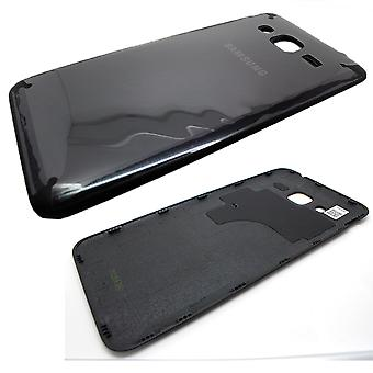 Aito Samsung Galaxy J3 - SM-J320 - Takakotelon akun ovi - Samsung Service Pack - Musta - GH98-39052C
