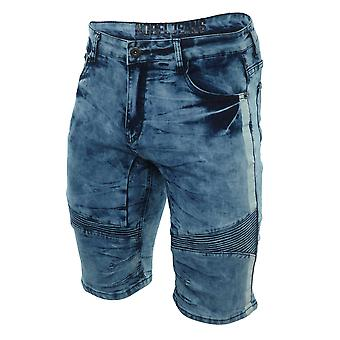 Nobel Jeans Denim Short Mens Style : S16