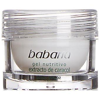Babaria Nourishing Facial Gel with Caracol Extract 50 ml