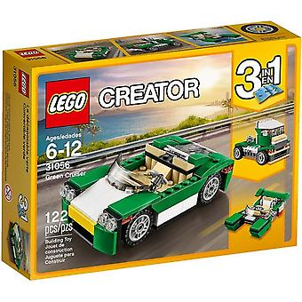 LEGO 31056 Green sports car