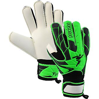 Precision Fusion_X.3D Flat Cut Finger Protect Jnr Goalkeeper Gloves