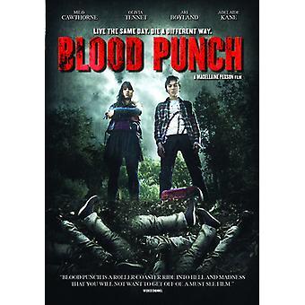 Importação de EUA ponche de sangue [DVD]