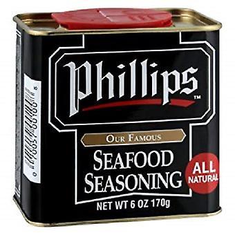 Assaisonnement de fruits de mer célèbre Phillips
