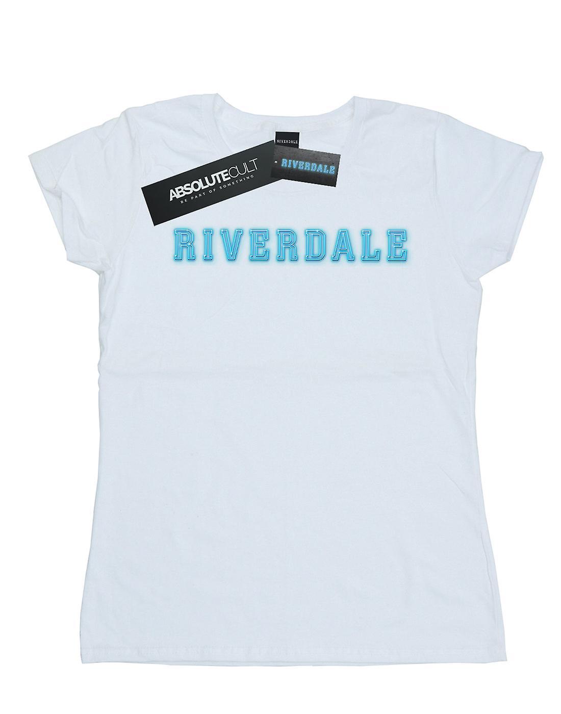 Riverdale Women's Neon Logo T-Shirt
