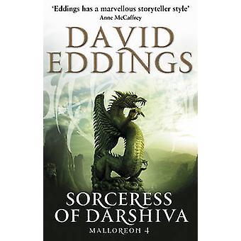 Sorceress of Darshiva by David Eddings - 9780552168618 Book