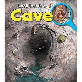 Uma caverna por Richard Spilsbury - livro 9781406251333