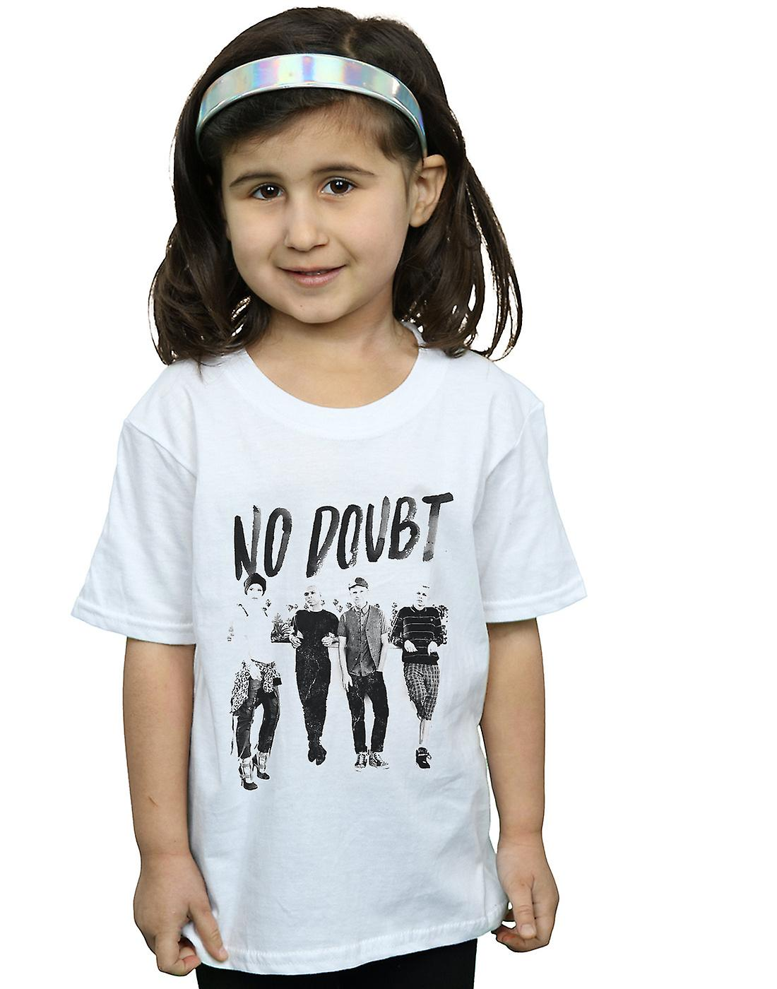 No Doubt Girls Rooftop Photo T-Shirt