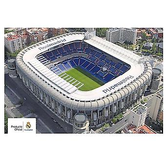 Real Madrid CF stade affiche