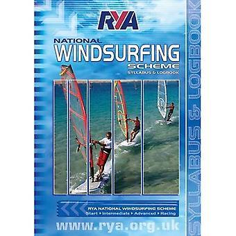 RYA National Windsurfing Scheme: Syllabus and Logbook