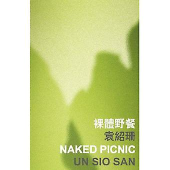 Naakte picknick (internationale poëzie nachten in Hong Kong literatuur)
