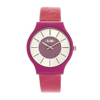 Crayo Trinity unisex Watch-rosa quente
