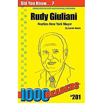 Rudy Guiliani (1000 Leser)