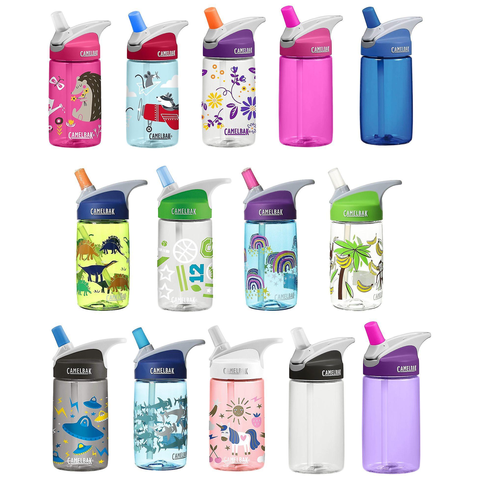 Camelbak أيدي الأطفال 400 مل/12 أوقية انسكاب زجاجة الماء دليل على تصاميم جديدة خالية من منهاج عمل بيجين