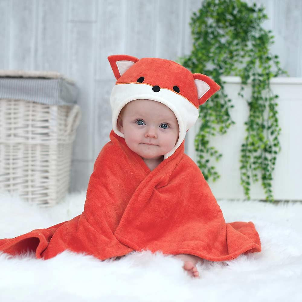Freddie Fox Cub baby towel gift set