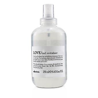 Davines Love Curl Revitalizer (lovely Curl Enhancing Revitalizing Treatment For Wavy Or Curly Hair) - 250ml/8.45oz