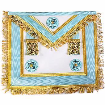 Centennial /canadian master mason apron golden fringe