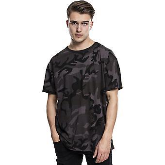 Cotton Addict Mens Camo Cotton Short Sleeve Casual T Shirt