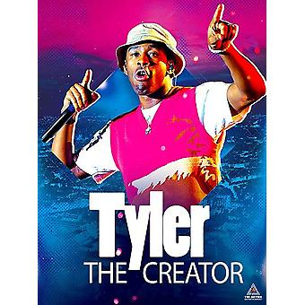Tyler The Creator Poster Wall Art Print (18x24)
