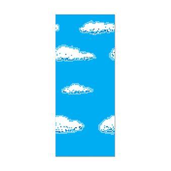 Sky 8-bit achtergrond
