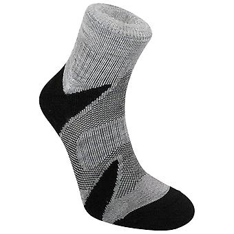 Bridgedale zilver mens lichtgewicht Merino cool comfort Sok