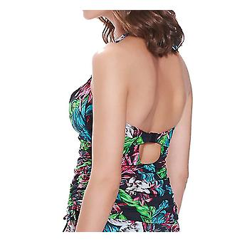 Fantasie Mahe Fs6208 W Underwired Halter Tankini Top