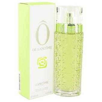 O De Lancome By Lancome Eau De Toilette Spray 4.2 Oz (women) V728-418961