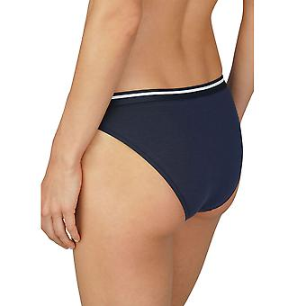 Mey 29541-408 Women's Cotton Pure Night Blue Knickers Panty Brief