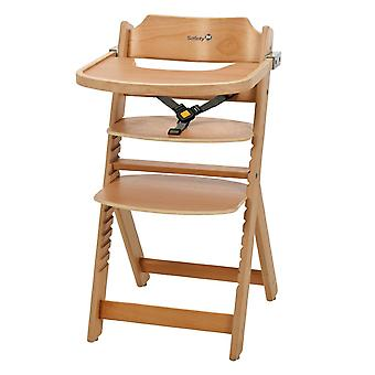 Safety 1st Timba Wooden Highchair Natural
