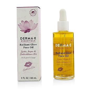 Derma E Essentials Radiant Glow Face Oil von Sunkissalba - 60ml/2oz