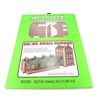 Metcalfe Oo pieni tehdas valmis leikkaa Card Kit