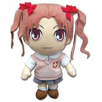 Plush - Certain Scientific Railgun - New Kuroko 8'' Soft Doll Toys ge52565
