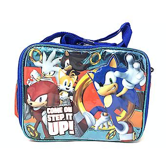 Lunch Bag - Sonic the Hedgehog - Come On Step It UP New 202150