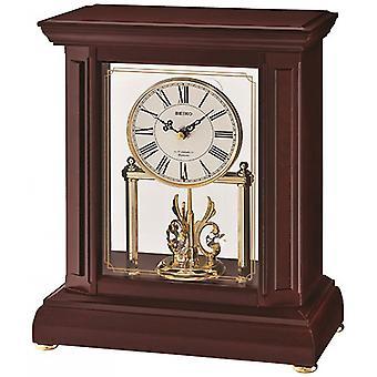 SEIKO CLOCKS ANALOG Analog Quartz Alarm Clocks QXW235B