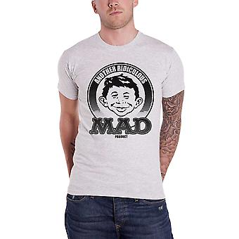 MAD Magazine T Shirt Another Ridiculous MAD Product Official Mens Heather Grey