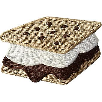Patch - Food - Ice Cream Sandwich Icon-On p-dsx-4697