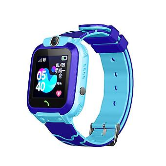 Q13 smartwatch for kids-Blue