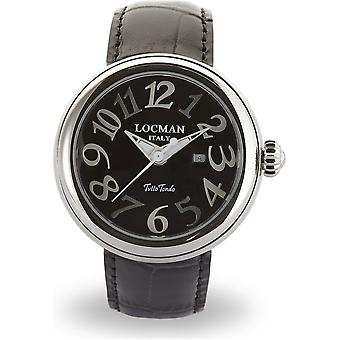 LOCMAN - wrist watch - mens - 0360V05-00BKGY0PK