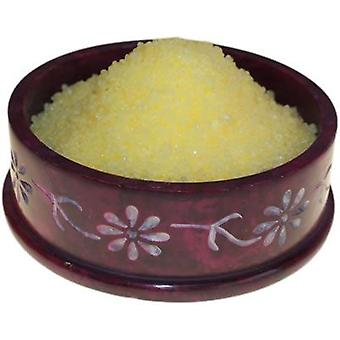 Citronella olje brenner kok granulater ekstra stor jar