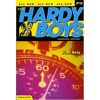 Blown Away (Hardy Boys: Undercover Brothers (Aladdin))