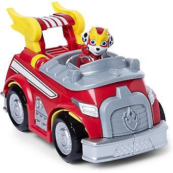 Paw Patrol Mighty Pups Super Paws Powered Up Transforming Vehicle (One Fourni)