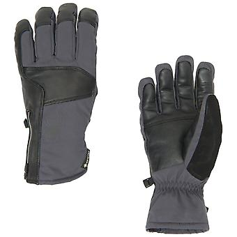 Spyder B.A. Gore-Tex PrimaLoft Men's Ski Gloves Grey