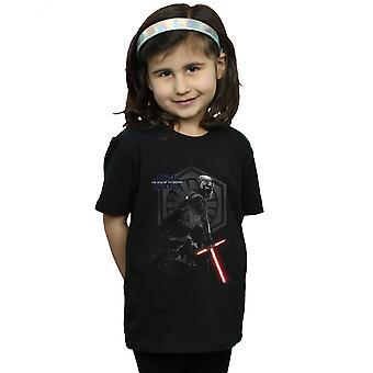 Star Wars Skywalker Kylo Ren Vader Yükselişi Kızlar T-Shirt Remains