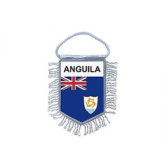 Flag Mini Flag Country Car Decoration Anguila