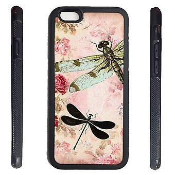 iPhone 6 shell with Dragonfly chic image
